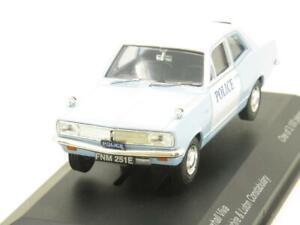 Corgi-Vanguards-VA08702-Opel-Viva-Bedfordshire-Luton-policia-1-escala-43
