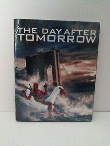 El-dia-despues-de-manana-Blu-Ray-2004-Nuevo-dificil-de-encontrar-Deadpool-Photobomb-Slipcover-nsip