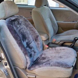 Image Is Loading Sheepskin Seat Cushion Covers Car Amp Truck Std