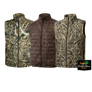 830a5042f3c2c Image is loading DRAKE-WATERFOWL-SYSTEMS-MST-CAMO-SYNTHETIC-DOWN-PACKABLE-