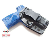 Kydex Holster fits Taurus PT111 / PT140 G2C IWB Right Hand Draw Carbon Fiber