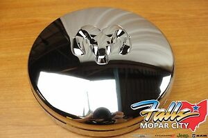 2002-2018-Dodge-Ram-3500-Front-Dually-Chrome-Hub-Center-Cap-Replacement-OEM