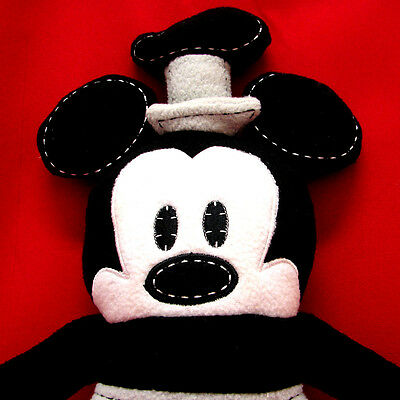 Pook a Looz Pookalooz Disney Plush Figure Steamboat Willie Mickey Rare