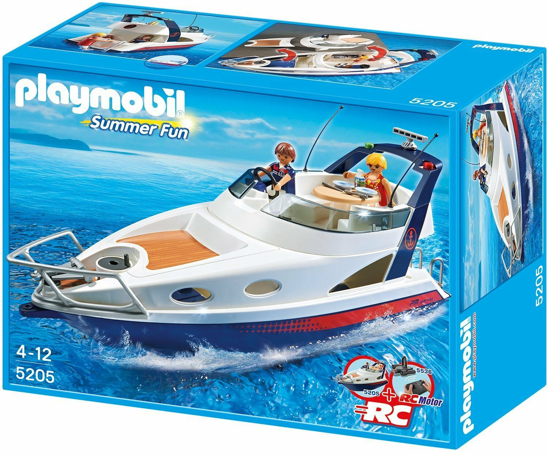 Playmobil - Summer Fun - 5205 5205 5205 - Luxusyacht - NEU OVP 5bc885