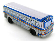 Vintage Antique GREYHOUND Express Tinplate Friction Toy Bus Japan 1960's