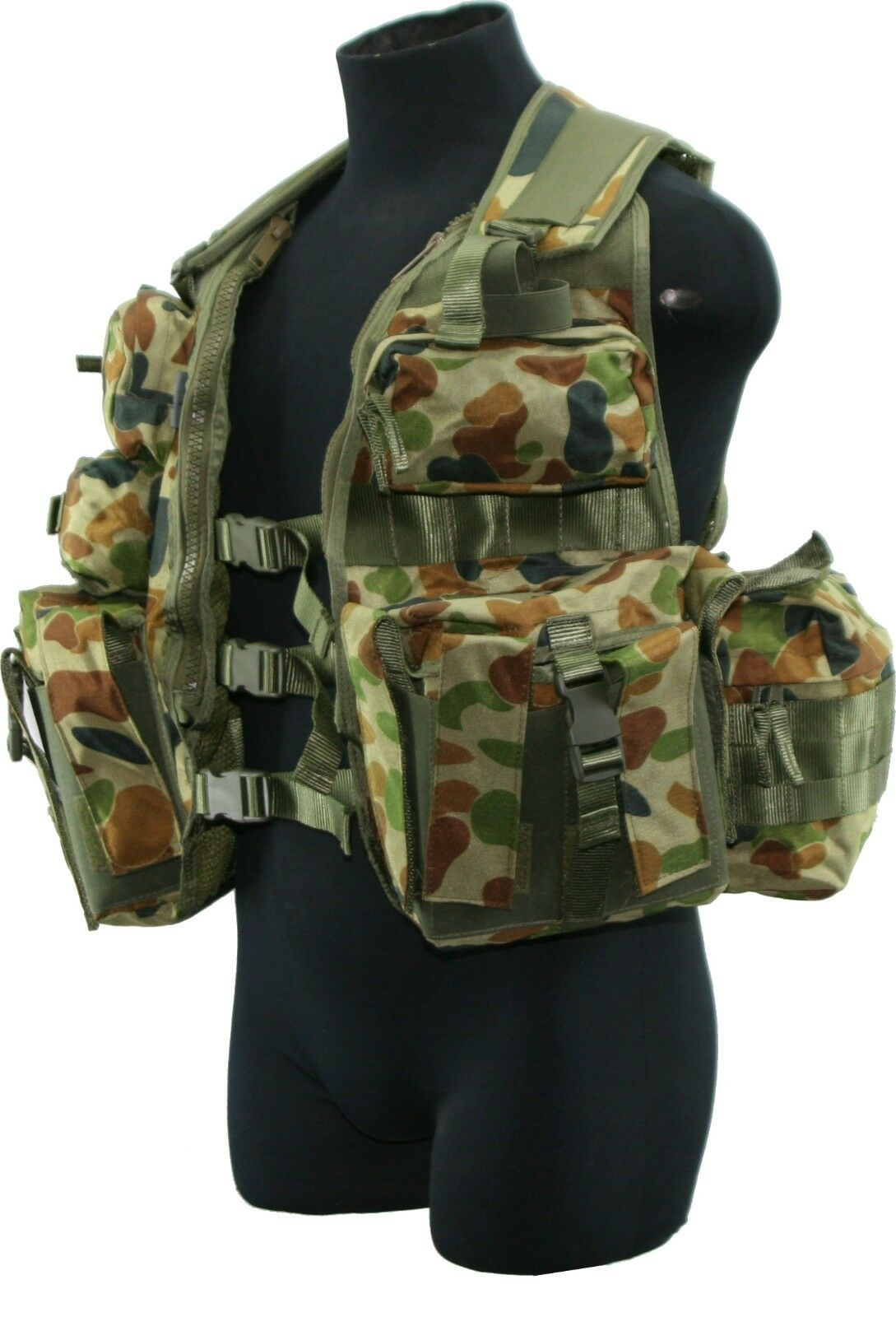 M5 ALL WEAPONS SUPPORT VEST AUSCAM