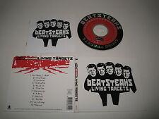 BEATSTEAKS/LIVING TARGETS(EPITAPH/6612-2)CD ALBUM