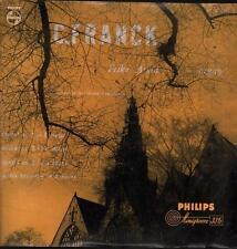 Franck & Debussy(Vinyl LP)Three Chorals-Philips-N 00182 L-Netherlands-VG/Ex