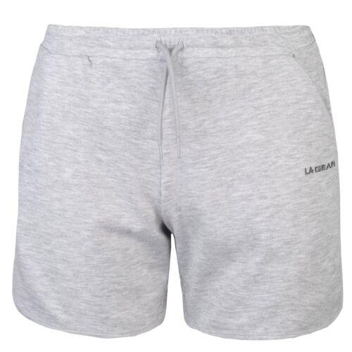 LA Gear Ladies Sport Shorts Light Grey  Size 10