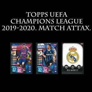 Topps Champions League 19 20 2019 2020 che5 Marcos Alonso