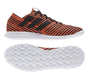 6aec95307 Adidas Nemeziz 17.4 TR Shoes Turf Soccer Shoes Orange Adidas BY2468 ...