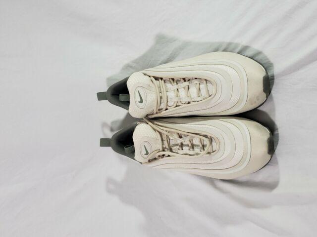 Nike Air Max 97 UL Ultra 17 918356 100 SIZE 10 Men Running Shoes Light Orewood