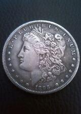 Morgan Two Headed Dollar Coin 1895