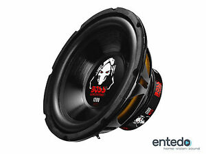 BOSS-AUDIO-BASS-P10SVC-25cm-Subwoofer-Car-Hifi-Auto-Lautsprecher-Box-KFZ-PKW