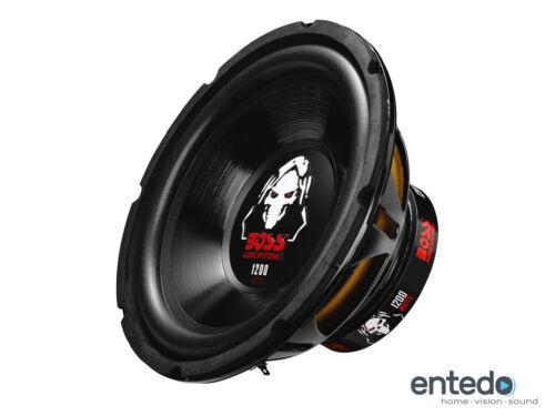 Boss Audio Bass p10svc 25cm subwoofer Car HiFi auto altavoces coche box turismos