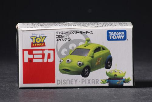Takara Tomy Tomica Disney Pixar Motors TOY STORY Corot Alien Mini Diecast Car