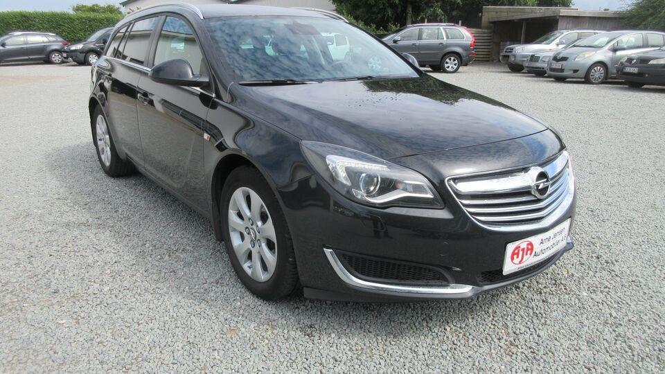 Opel Insignia 2,0 CDTi 140 Edition ST eco Diesel modelår