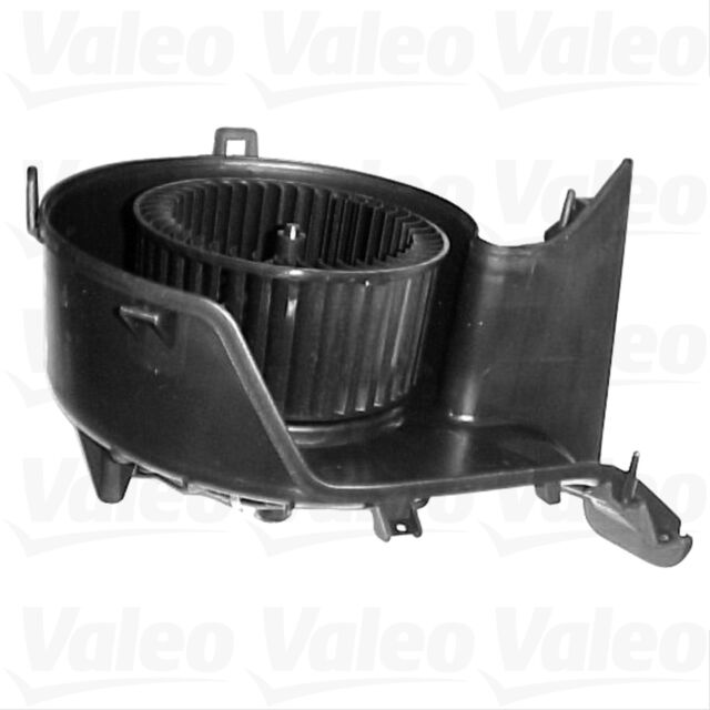 For Saab HVAC Blower Motor Assembly w// Automatic Climate Cont Nissens 13250115