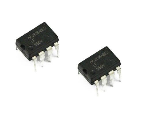 5PCS LF356N LF356 356 IC JFET Input Op-Amp