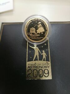 Willie-2009-Malaysia-Astronomy-Rm100-Gold-Proof-Coin