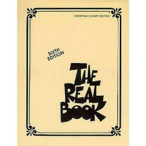 Für Melodielinie /& Akkorde The Real Book Sixth Edition Pocket Edition