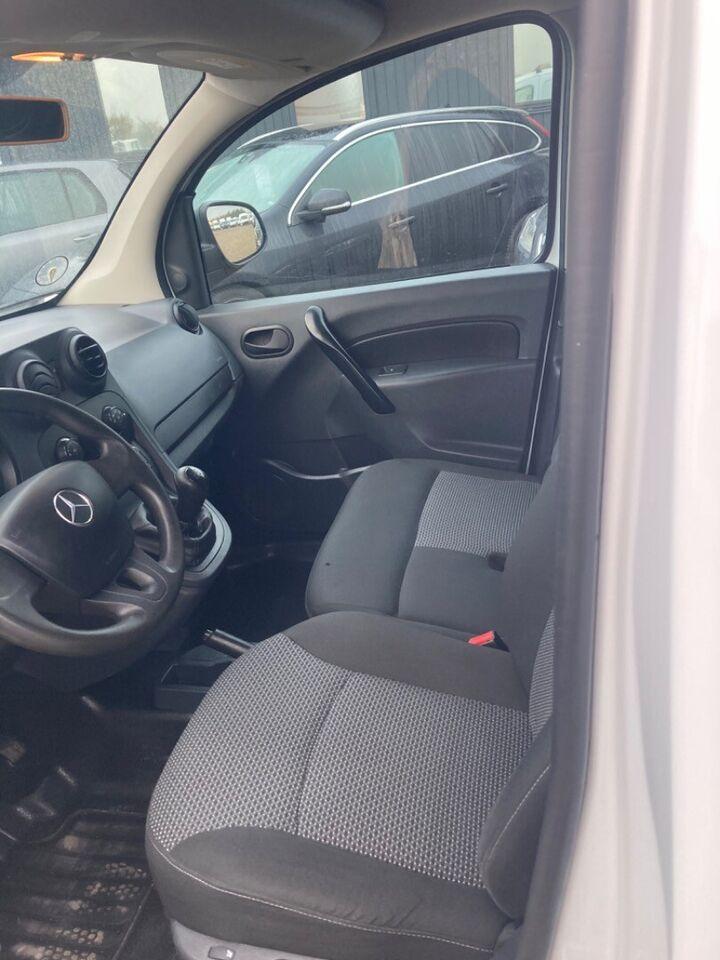 Mercedes Citan 109 1,5 CDi Kassevogn K d Diesel modelår 2016