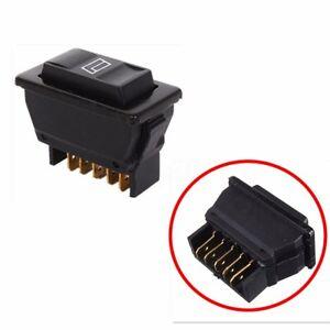 5-Pin-Interruttore-Alzacristalli-Elettrici-Universal-Auto-Pulsante-ON-OFF-12V-DC