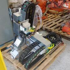 HIRATA 6-AXIS CARTESIAN ROBOT CRZF-N2010-600-200-200T** W/ CONTROLLER HNC***