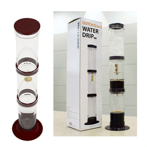 Cold Brew Coffee Maker Iced Coffee Home Cold Drip Coffee Dutch Q Made in Korea