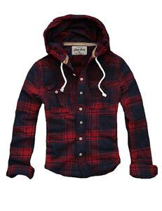 Womens cali holi slim fit skinny hooded flannel shirt for Women s slim fit flannel shirt