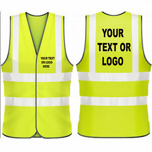 PERSONALISED-ADULT-ADD-YOUR-OWN-TEXT-HI-VIZ-HIGH-VIS-SAFETY-WAISTCOAT-VEST