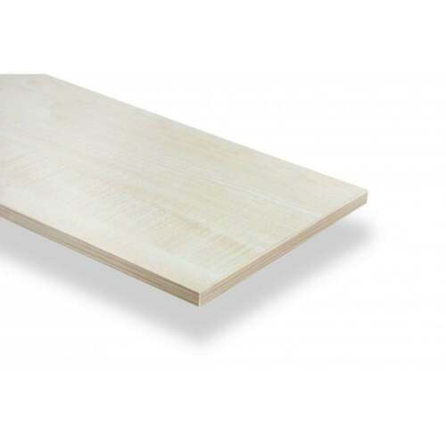 New Mdf shelving Wall Shelves Display Storage Home Decor Shelving maple white