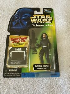 Star Wars 1998 POTF2 Death Star Trooper Action Figure Loose