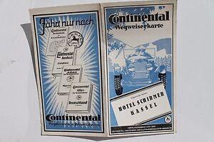 100% De Qualité 23773 Continental Guide Carte 3 Basse-saxe Schleswig-holstein 1930-tein 1930 Fr-fr Afficher Le Titre D'origine ArôMe Parfumé