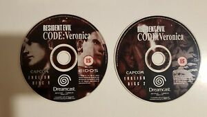 Resident-Evil-Code-Veronica-Sega-Dreamcast-2000-PAL-Disks-only
