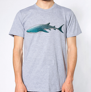 Whale Shark New T-Shirt