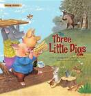 The Three Little Pigs by Joseph Jacobs (Hardback, 2016)