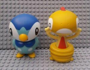Piplup McDonalds Figure Pokemon