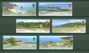 Jersey-2011-SEPAC-Landschaften-Straende-Buchten-Burgen-Nr-1590-95