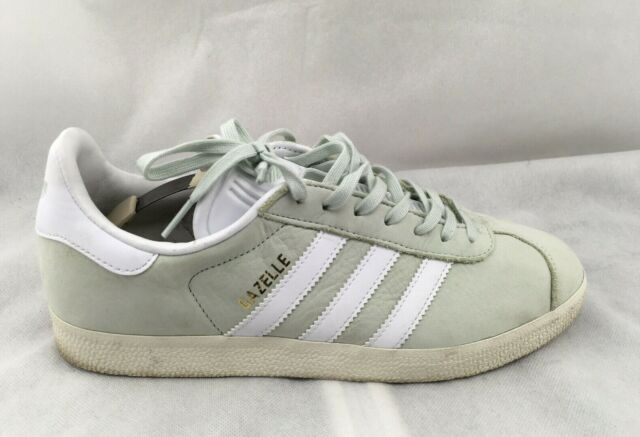 Size 10 - adidas Gazelle Linen Green for sale online | eBay