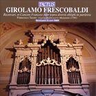Girolamo Frescobaldi: Recercari et Canzoni Franzese fatte sopra diversi oblighi in partitura (CD, Jul-2010, Tactus)