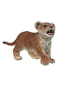 Papo-LION-CUB-wild-animal-Fantasy-toy-figure-figurine-pretend-play-50022-NEW