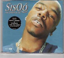 (HE678) Sisqo, Incomplete - 2000 CD
