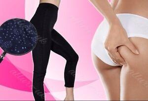 ANTI-CELLULITE-Turmalin-Slimming-Leggings-Schlankheits-Hose-S-M-L-XL-pants