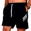 Indexbild 6 -  Badeshorts Badehose Sport Herren Shorts plus size L XL 2XL 3XL Männer Bermuda 8