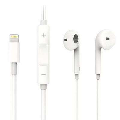 Headphone Earphone Handsfree For Iphone 7 Plus 8 8 Plus X Xr Xs Max Ebay