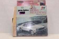 Vtg Car Body Brown Molding  TRW 1970s Car Accessories NOS NEW plus 4 silver tip