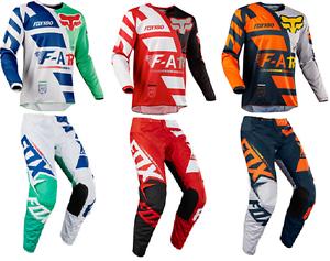 Fox Racing 180 Sayak Pant /& Jersey Riding Gear Combo Dirt bike Mx Off road