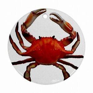 Crab dealiest trap catch crabs decor christmas tree ornament ornaments new ebay - Trap decor ...
