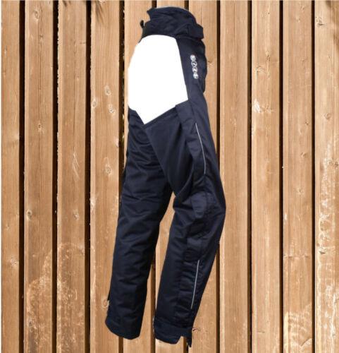 waterproof pull on trousers Horseware Rambo Fleece Lined Chaps lined regenchaps